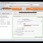 Panel użytkownika - konfiguracja autorespondera