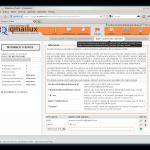 Panel użytkownika - białe i czarne listy adresów